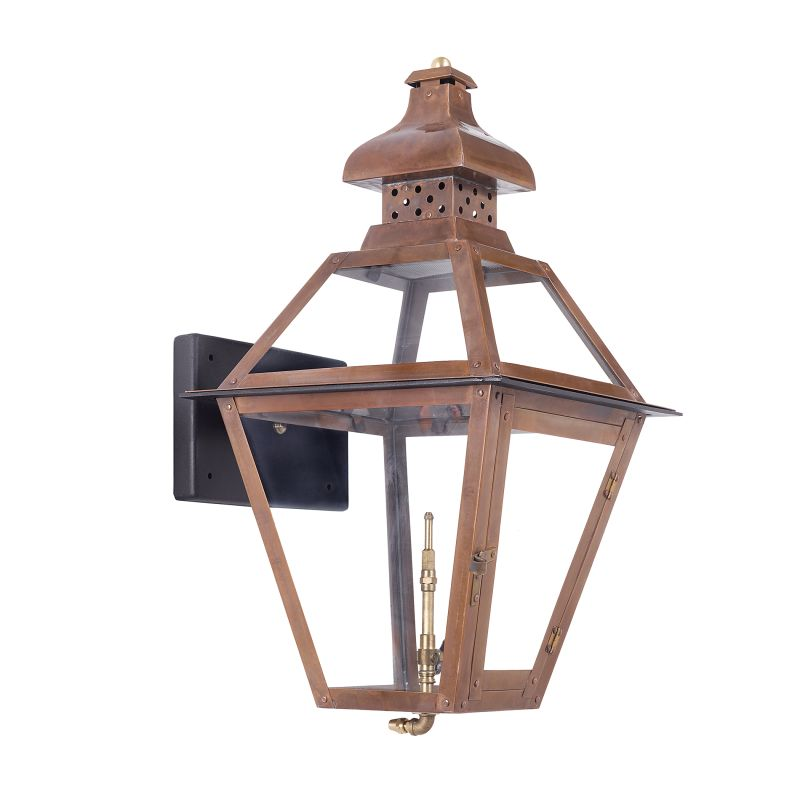 Elk Lighting 7917-WP Bayou 23 Inch Tall Outdoor Wall Mounted Natural