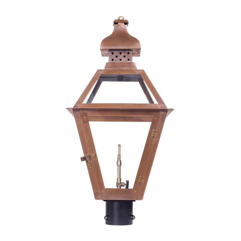 Elk Lighting 7918-WP Bayou 26 Inch Tall Outdoor Post Mounted Natural