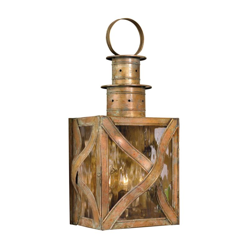 Elk Lighting 2142-WB Dune Road 3 Light 23 Inch Tall Outdoor Wall