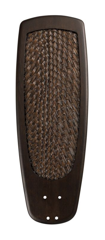 Emerson B102 Blade Select Solid Wood Hand Carved Blade with Rattan