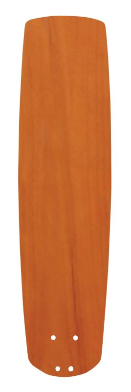 "Emerson B77 22"" Solid Wood Hand Carved Fan Blade Natural Cherry"