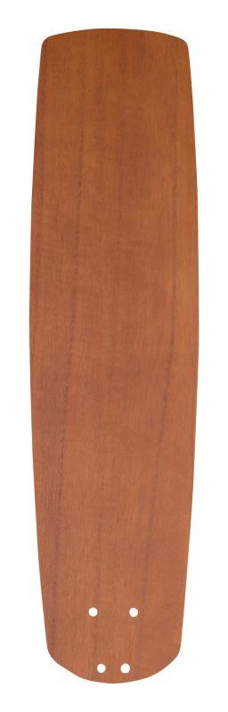 """Emerson B77 22"""" Solid Wood Hand Carved Fan Blade Teak Ceiling Fan"""