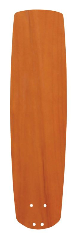 """Emerson B79 31"""" Solid Wood Hand Carved Fan Blade Natural Cherry"""