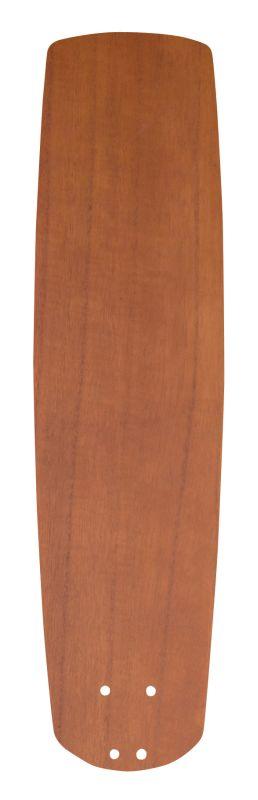 """Emerson B79 31"""" Solid Wood Hand Carved Fan Blade Teak Ceiling Fan"""