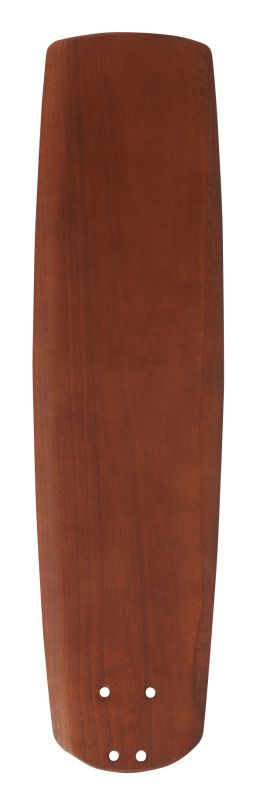 "Emerson B79 31"" Solid Wood Hand Carved Fan Blade Walnut Ceiling Fan"