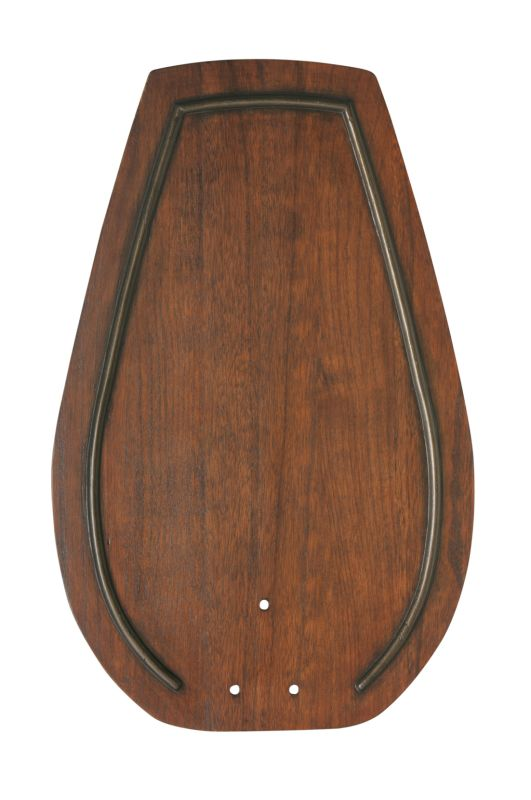 "Emerson B80HCW 22"" Hand Carved Walnut Paddle Blade Carved Walnut"