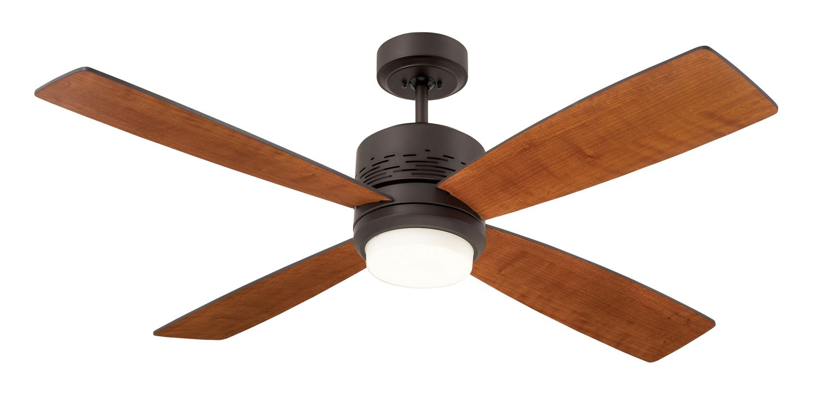 "Emerson CF430 Highrise 50"" 4 Blade Ceiling Fan - Blades and Light Kit Sale $354.00 ITEM#: 2407986 MODEL# :CF430ORB :"