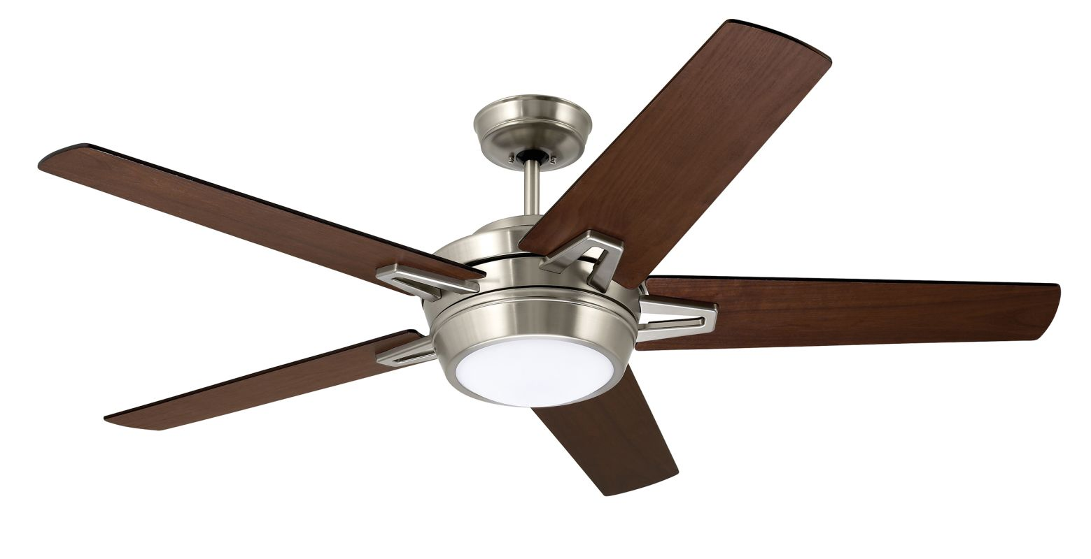 "Emerson CF4900 Southtowne 54"" 5 Blade Ceiling Fan - Blades and Light"