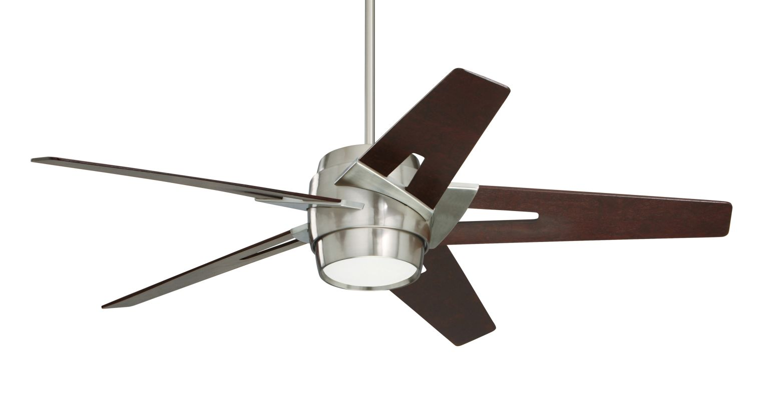 "Emerson CF550D Luxe Eco 54"" 5 Blade Ceiling Fan - Blades and Light Kit"