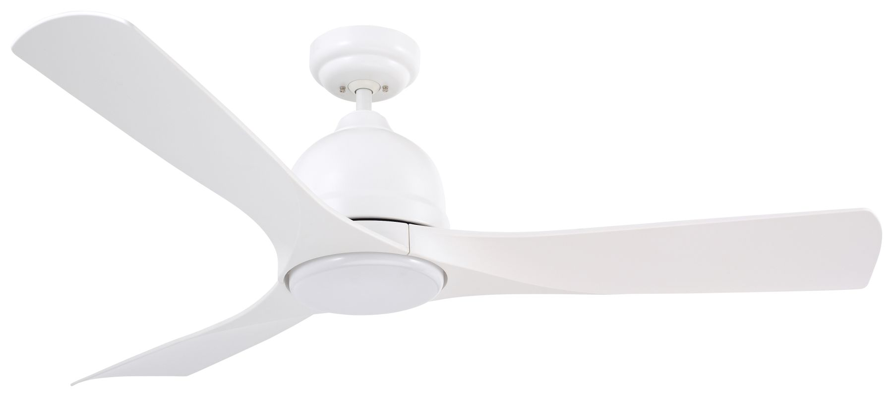 "Emerson CF590 Volta 54"" 3 Blade Outdoor 4 Speed Ceiling Fan with"