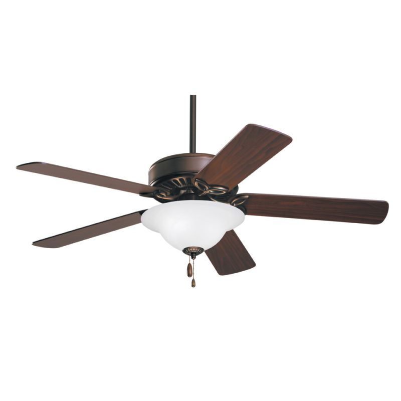 "Emerson CF712 Pro Series 50"" 5 Blade Ceiling Fan - Blades and Light"