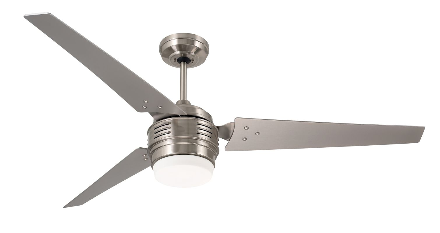 "Emerson CF766 4th Avenue 60"" 3 Blade Ceiling Fan - Blades Light Kit"