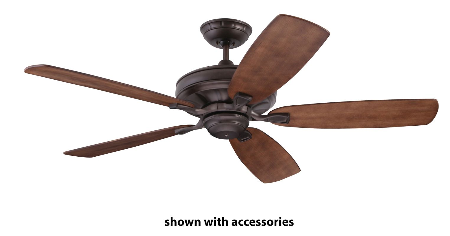 "Emerson CF788 Carrera Grande Eco 54"" 5 Blade Energy Star Ceiling Fan"