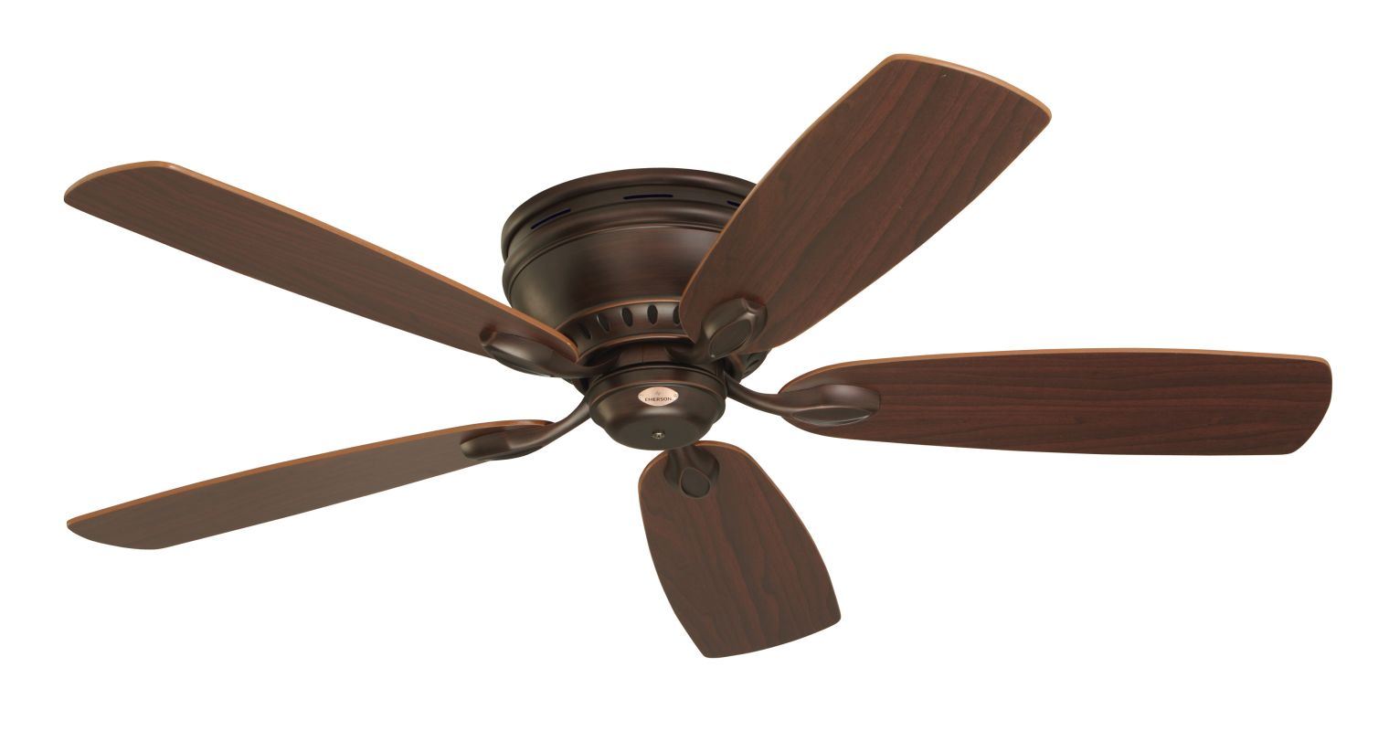 "Emerson CF905 Prima Snugger 52"" 5 Blade Ceiling Fan - Blades Included"
