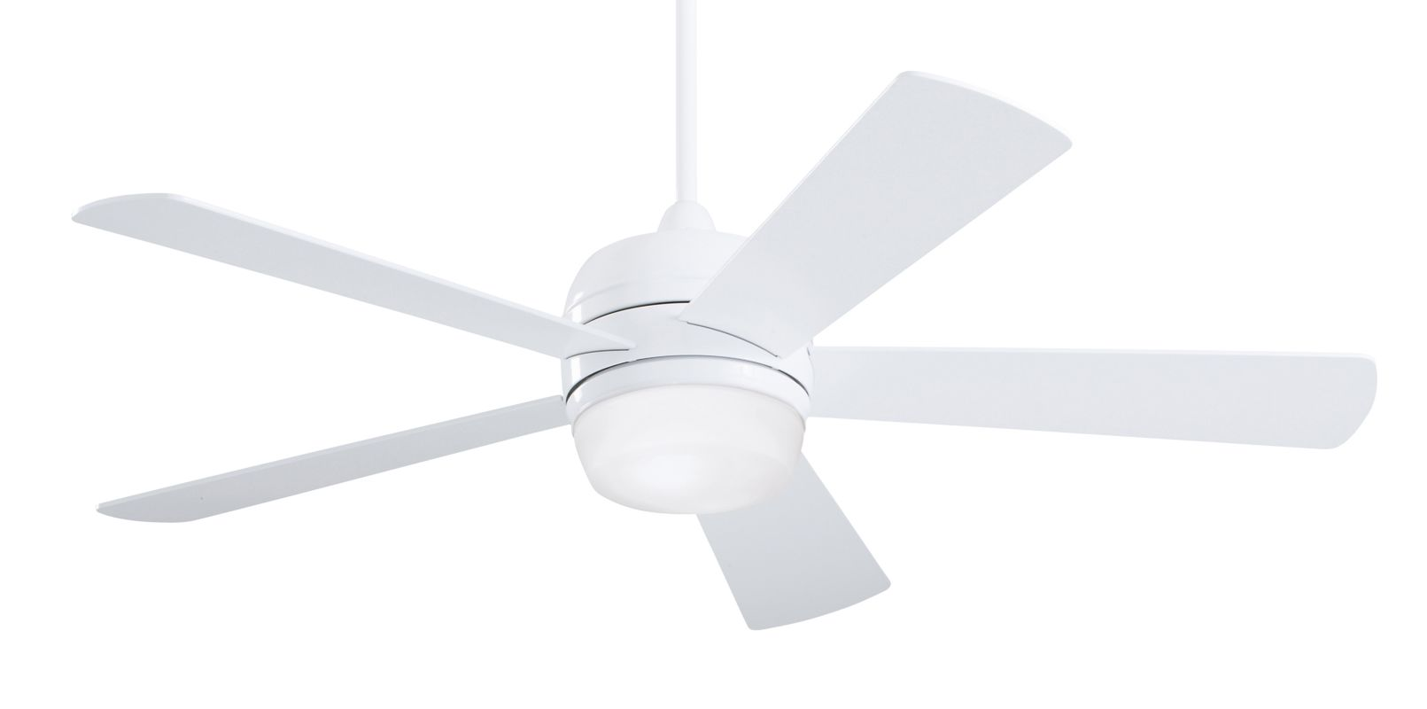 "Emerson CF930 Atomical 52"" 5 Blade Ceiling Fan - Blades and Light Kit"