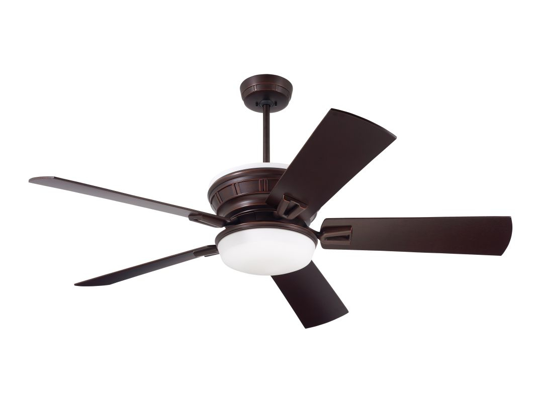 "Emerson CF965 Portland Eco 54"" 5 Blade Ceiling Fan - Blades Wall"