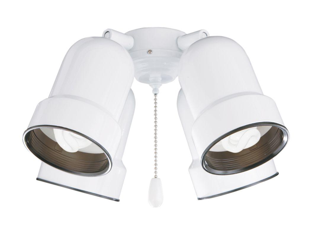 Emerson CFMLK4 Four Spot Track Light Fixture Appliance White Ceiling Sale $79.00 ITEM#: 291743 MODEL# :CFMLK4WW :