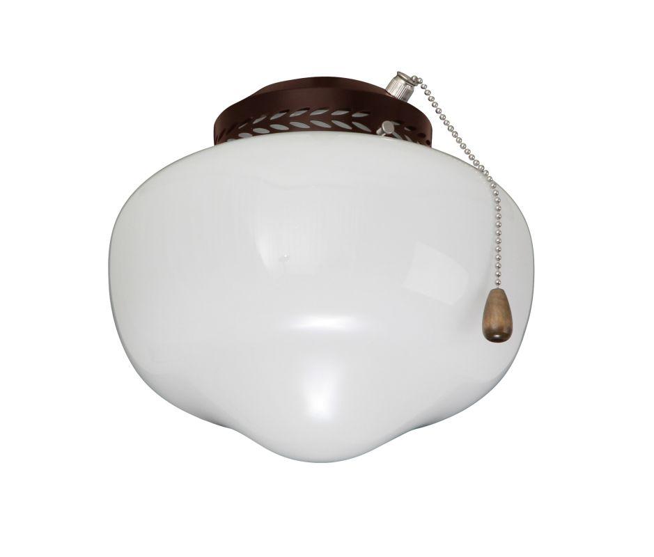 Emerson CFSLKPF Functional Fan Light Kit/ 1 Light Oil Rubbed Bronze Sale $55.00 ITEM#: 1275735 MODEL# :CFSLKPFORB :
