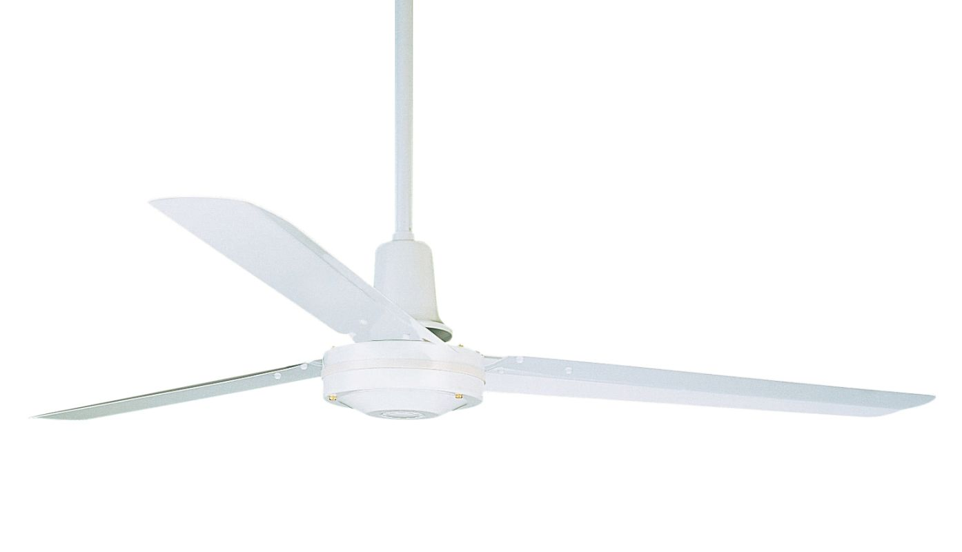 "Emerson HF956 Industrial Heat Fans 56"" 3 Blade Ceiling Fan - Blades"