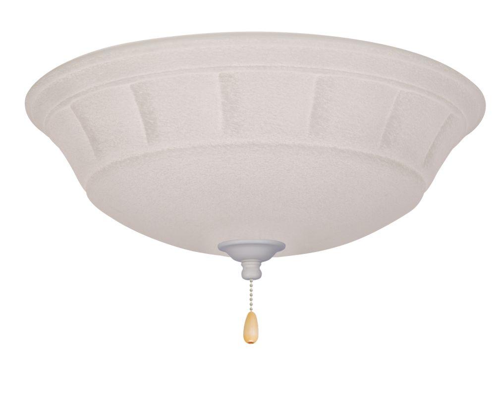 Emerson LK141LED Grande White Mist 1 Light LED Ceiling Fan Light Kit Sale $179.00 ITEM#: 2630840 MODEL# :LK141LEDAW :