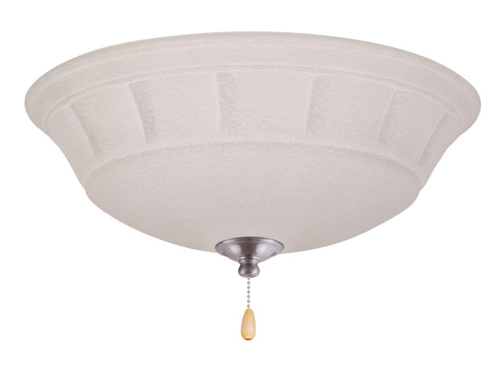 Emerson LK141LED Grande White Mist 1 Light LED Ceiling Fan Light Kit Sale $179.00 ITEM#: 2630841 MODEL# :LK141LEDBS :