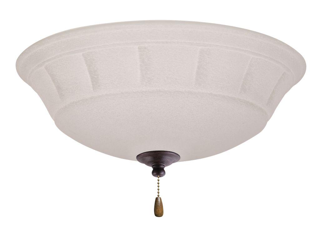 Emerson LK141LED Grande White Mist 1 Light LED Ceiling Fan Light Kit Sale $179.00 ITEM#: 2630842 MODEL# :LK141LEDDBZ :