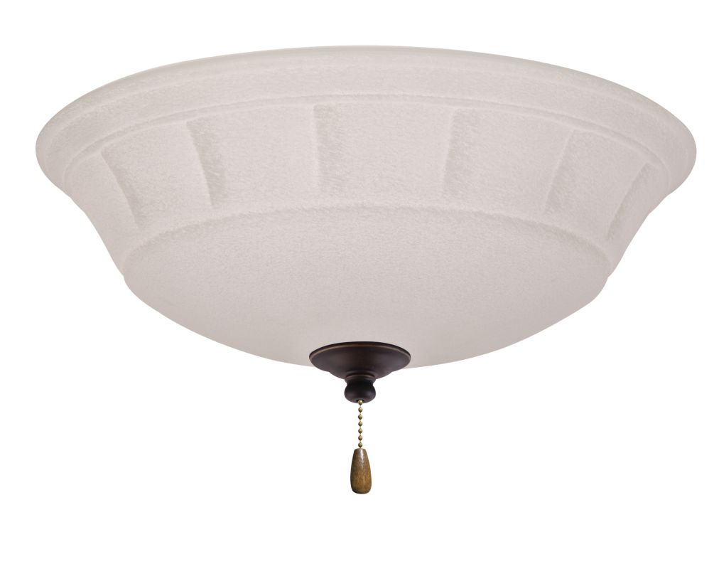 Emerson LK141LED Grande White Mist 1 Light LED Ceiling Fan Light Kit Sale $179.00 ITEM#: 2630844 MODEL# :LK141LEDGES :
