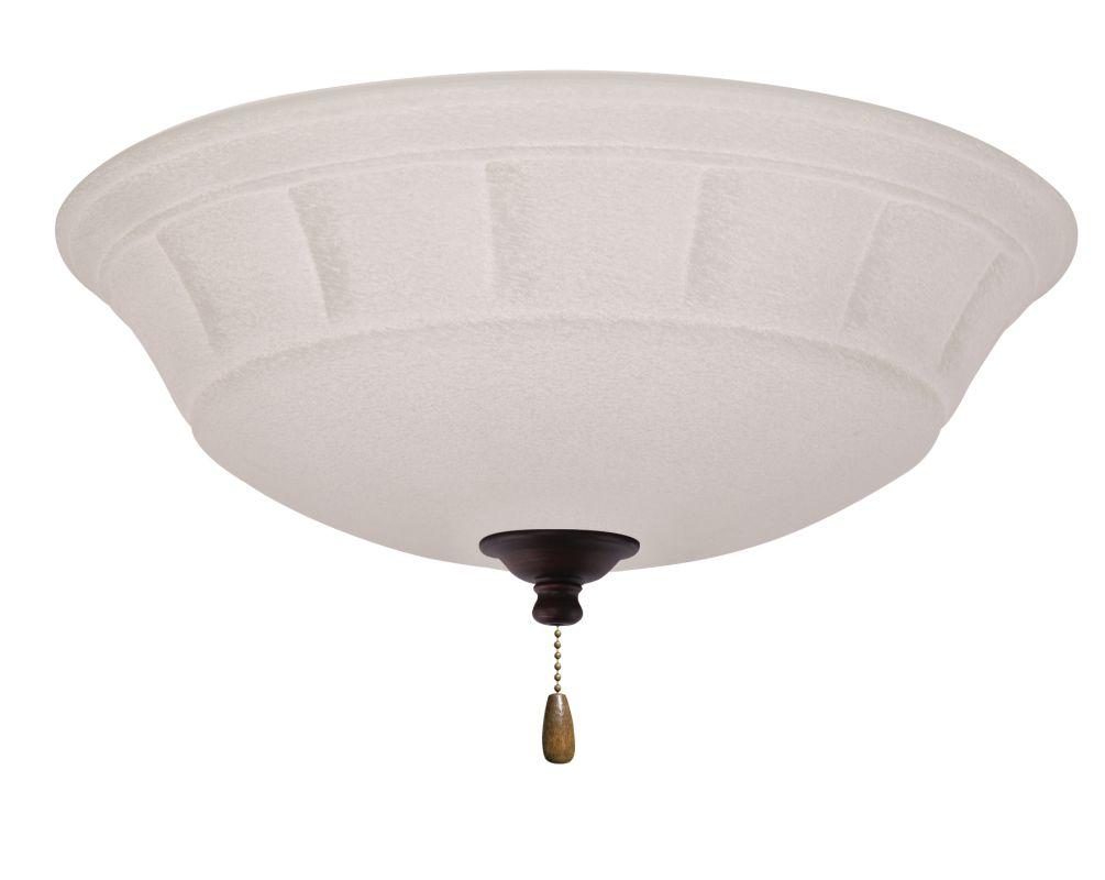 Emerson LK141LED Grande White Mist 1 Light LED Ceiling Fan Light Kit Sale $179.00 ITEM#: 2630847 MODEL# :LK141LEDVNB :