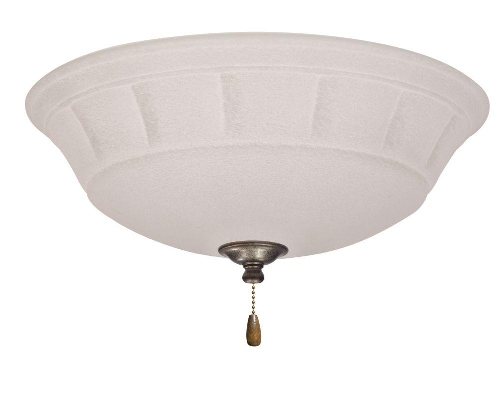 Emerson LK141LED Grande White Mist 1 Light LED Ceiling Fan Light Kit Sale $179.00 ITEM#: 2630848 MODEL# :LK141LEDVS :