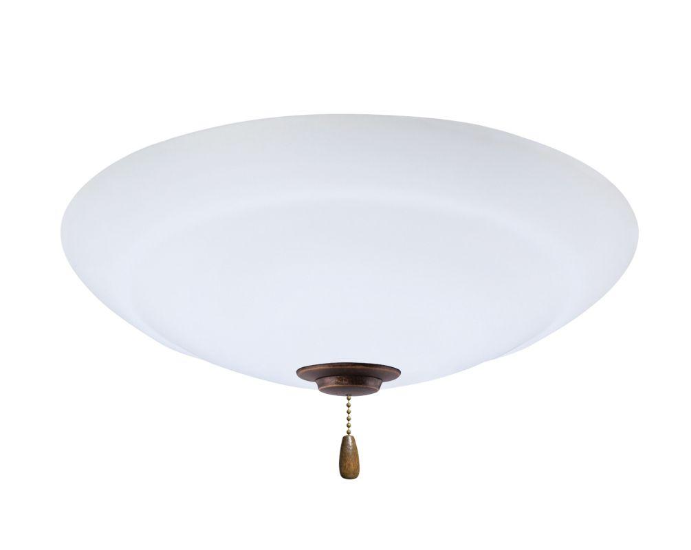 Emerson LK180LED Riley Opal Matte 1 Light LED Ceiling Fan Light Kit Sale $179.00 ITEM#: 2630863 MODEL# :LK180LEDGBZ :