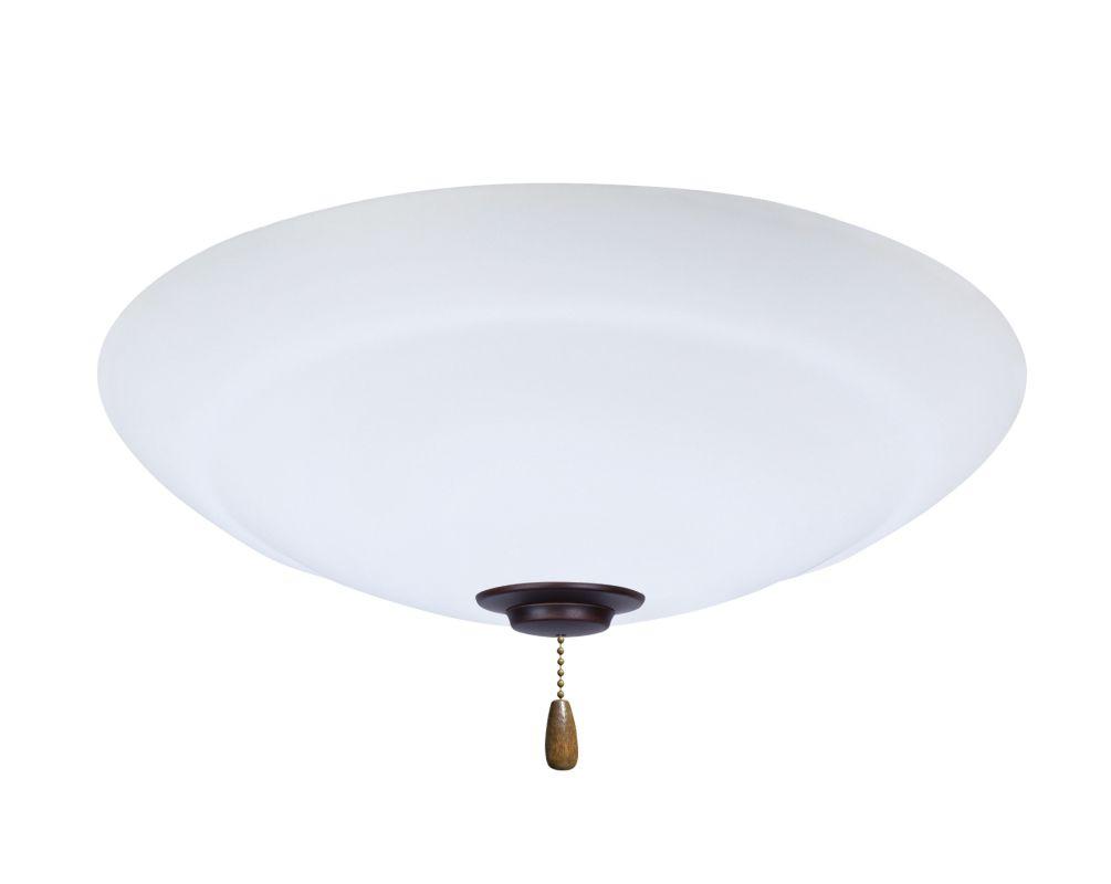 Emerson LK180LED Riley Opal Matte 1 Light LED Ceiling Fan Light Kit Sale $179.00 ITEM#: 2630867 MODEL# :LK180LEDVNB :