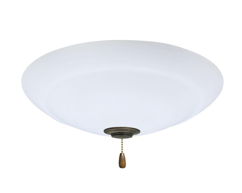 Emerson LK180LED Riley Opal Matte 1 Light LED Ceiling Fan Light Kit Sale $179.00 ITEM#: 2630868 MODEL# :LK180LEDVS :