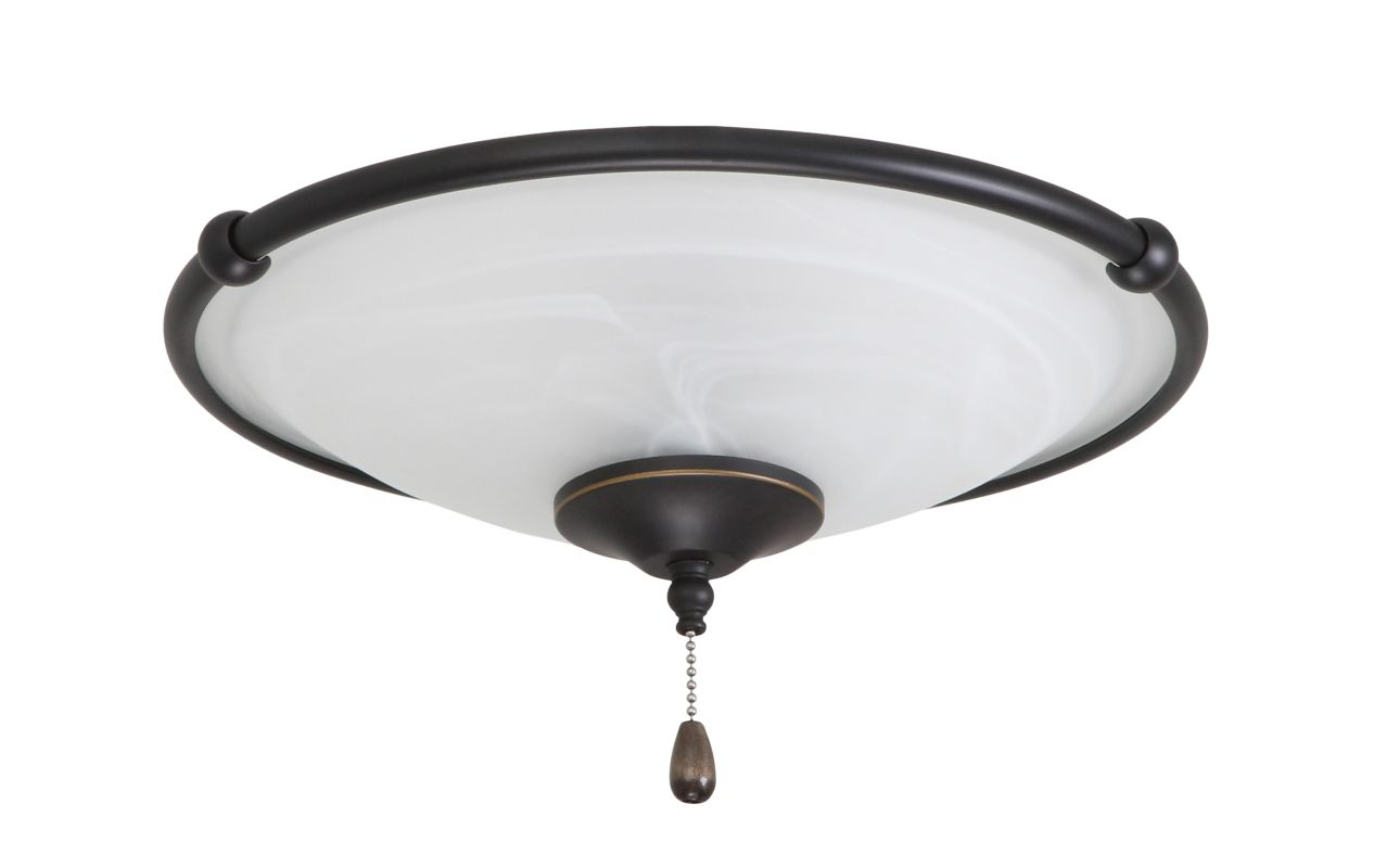 Emerson LK53 3 Light Low Profile Decorative Ceiling Fan Light Fixture Sale $53.85 ITEM#: 1938154 MODEL# :LK53GES :