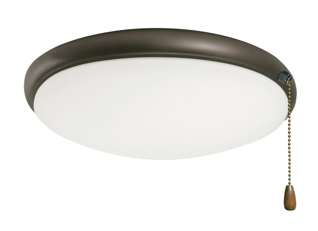 Emerson LK65 2 Light Low Profile Light Fixture Oil Rubbed Bronze