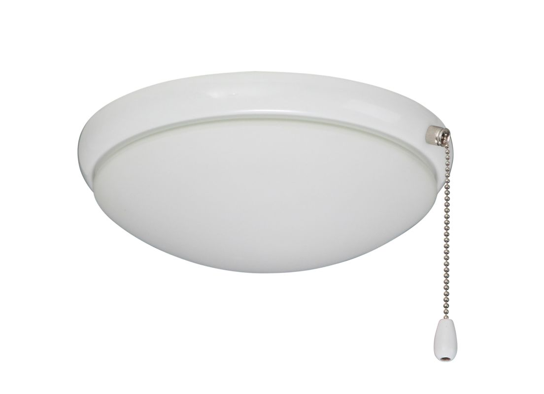 Emerson LK65 2 Light Low Profile Light Fixture Appliance White Ceiling