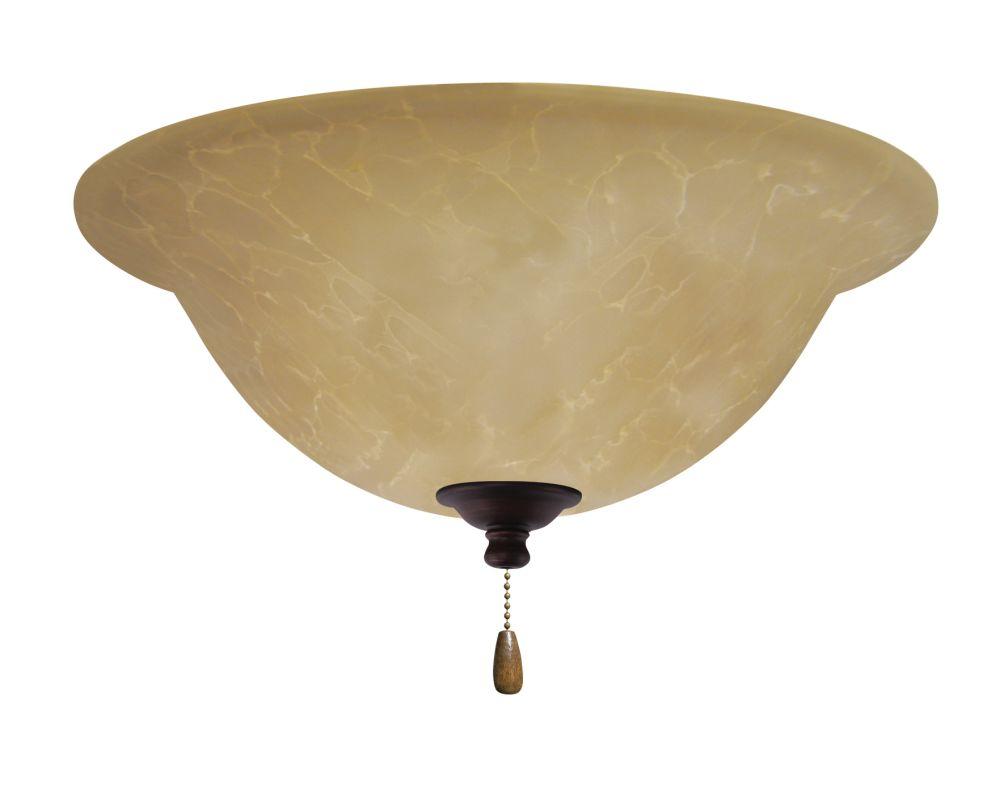 Emerson LK71LED Amber Parchment 1 Light LED Ceiling Fan Light Kit Sale $159.00 ITEM#: 2630891 MODEL# :LK71LEDVNB :