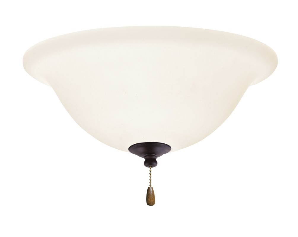 Emerson LK74LED Opal Matte 1 Light LED Ceiling Fan Light Kit Oil Sale $159.00 ITEM#: 2630913 MODEL# :LK74LEDORB :