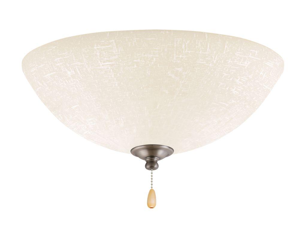 Emerson LK83 Bowl Light Fixture Antique Pewter Ceiling Fan Accessories