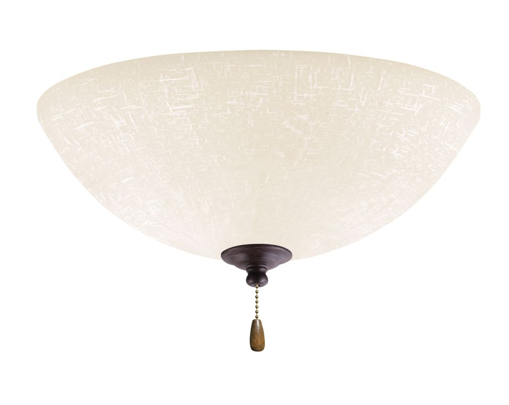 Emerson LK83LED White Linen 1 Light LED Ceiling Fan Light Kit Sale $159.00 ITEM#: 2630958 MODEL# :LK83LEDDBZ :