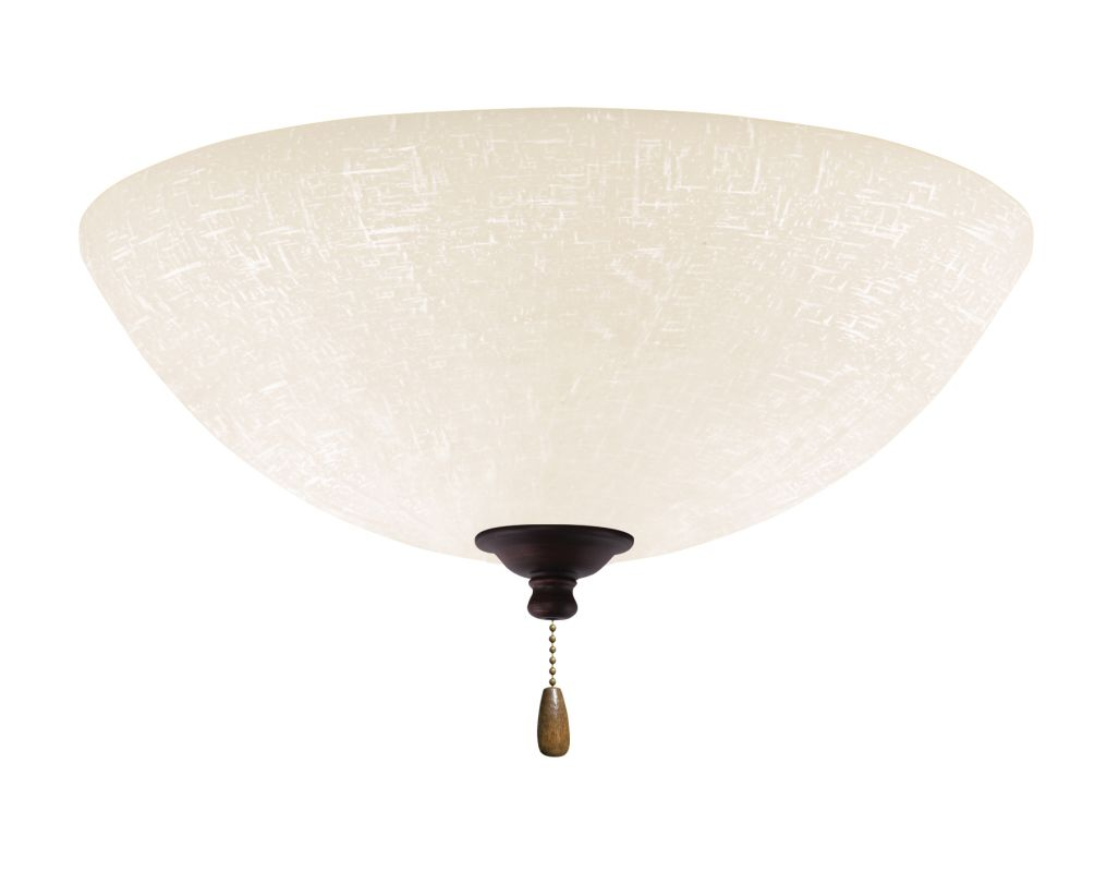 Emerson LK83 Bowl Light Fixture Venetian Bronze Ceiling Fan Sale $79.00 ITEM#: 1710289 MODEL# :LK83VNB :
