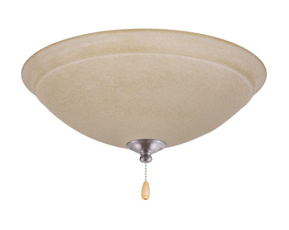 Emerson LK90 Ashton 3 Light Low Profile Ceiling Fan Light Fixture with Sale $79.00 ITEM#: 1938163 MODEL# :LK90BS :
