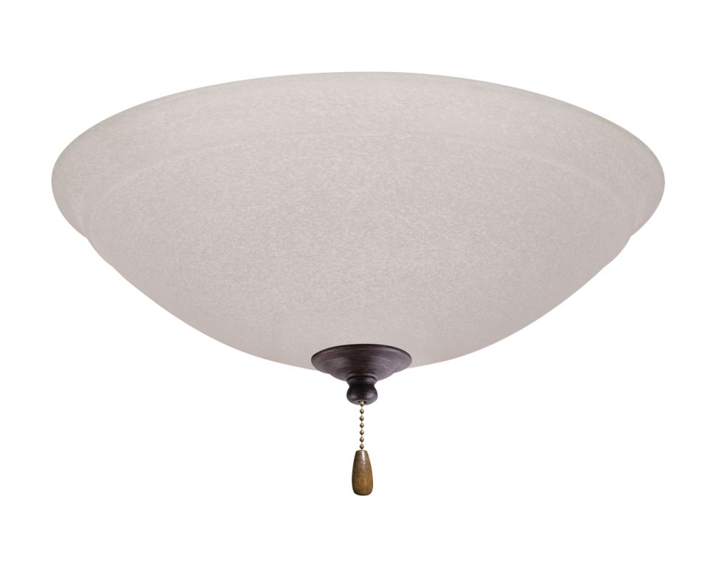 Emerson LK91 Ashton 3 Light Low Profile Ceiling Fan Light Fixture with Sale $79.00 ITEM#: 1938179 MODEL# :LK91DBZ :