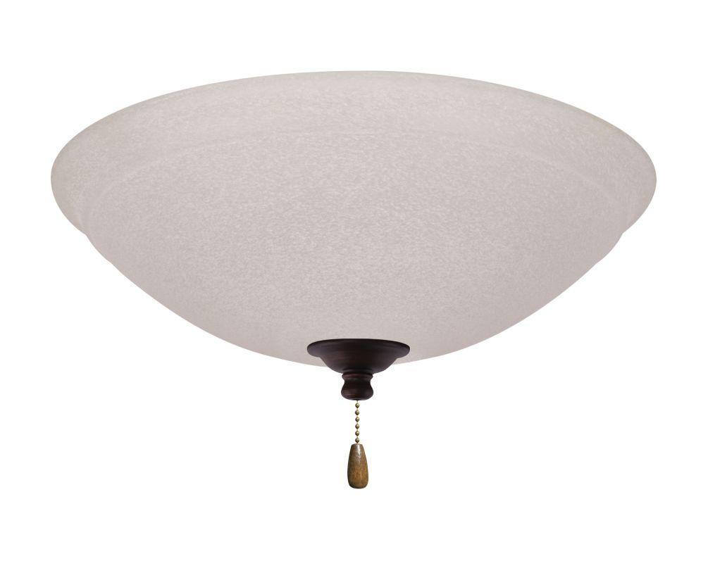 Emerson LK91LED Ashton White Mist 1 Light LED Ceiling Fan Light Kit Sale $159.00 ITEM#: 2630987 MODEL# :LK91LEDVNB :