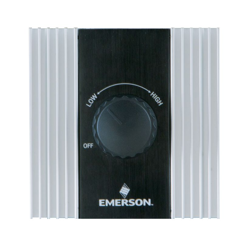 Emerson SW82 Switch for Ceiling Fan Control White Ceiling Fan