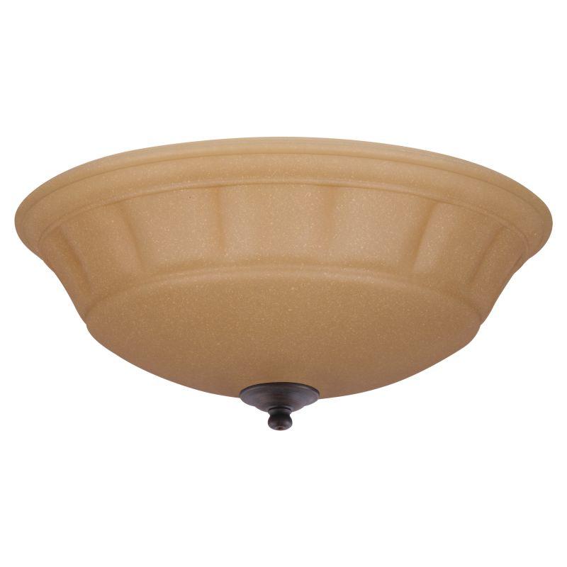 Emerson LK140 Grande 3 Light Ceiling Fan Light Kit Weathered Bronze