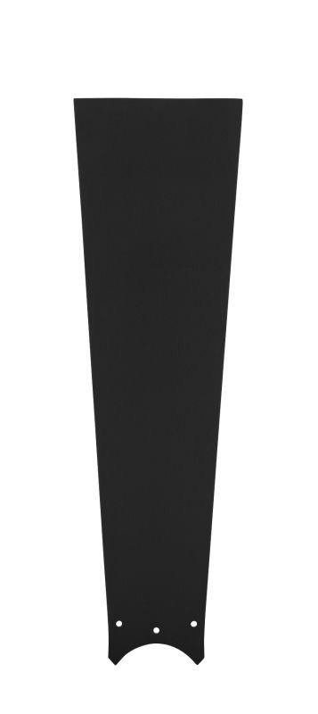 """Fanimation B4442 20"""" Fan Blades - Sold In Packs Of 5 Black Ceiling Fan"""