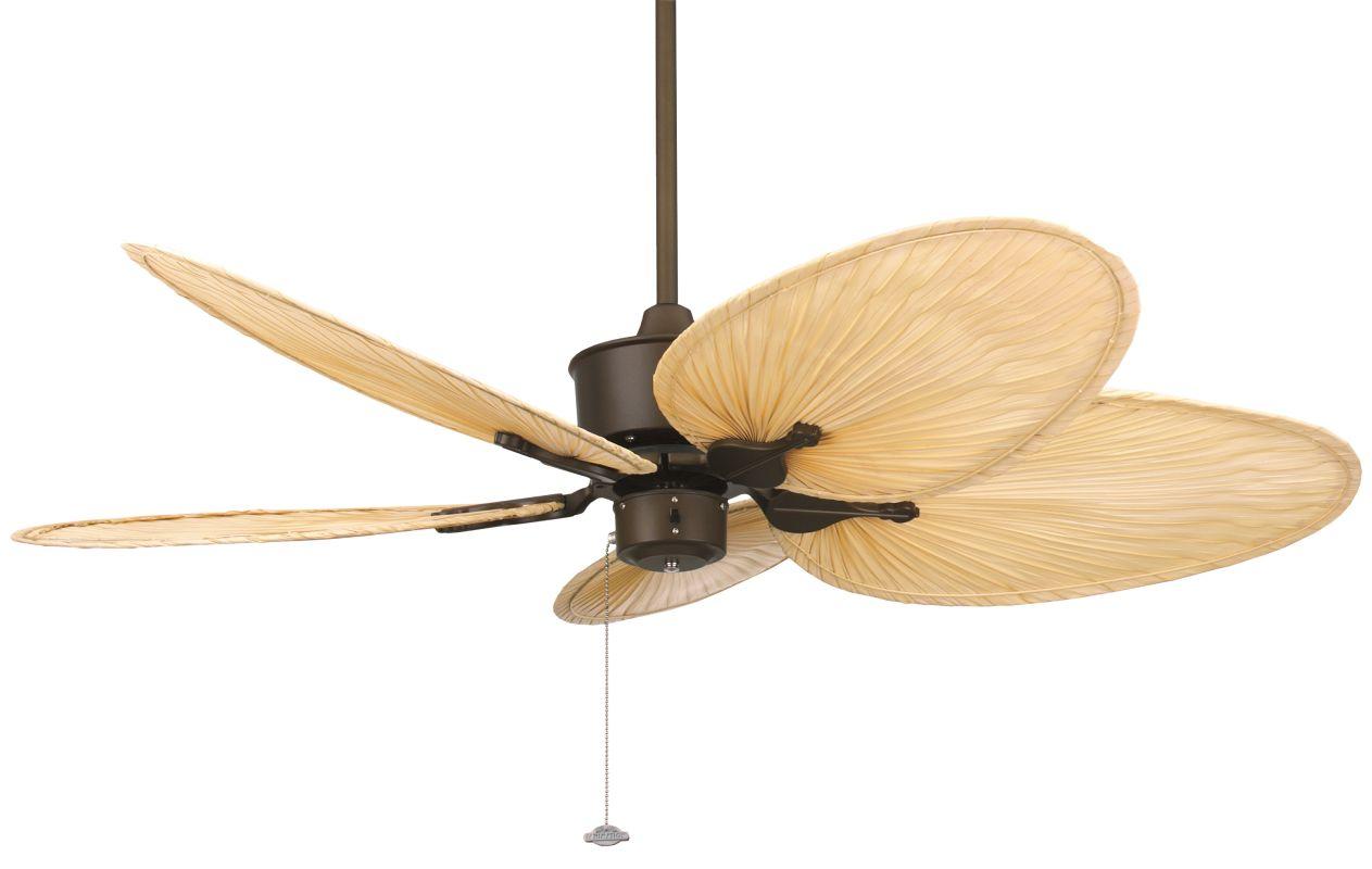 "Fanimation FP320-ISP4 Islander 52"" 5 Blade Ceiling Fan - Natural Palm"