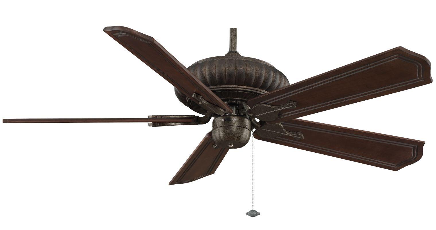 """Fanimation FP4320-B5131DC Belleria 52"""" 5 Blade Outdoor Ceiling Fan -"""