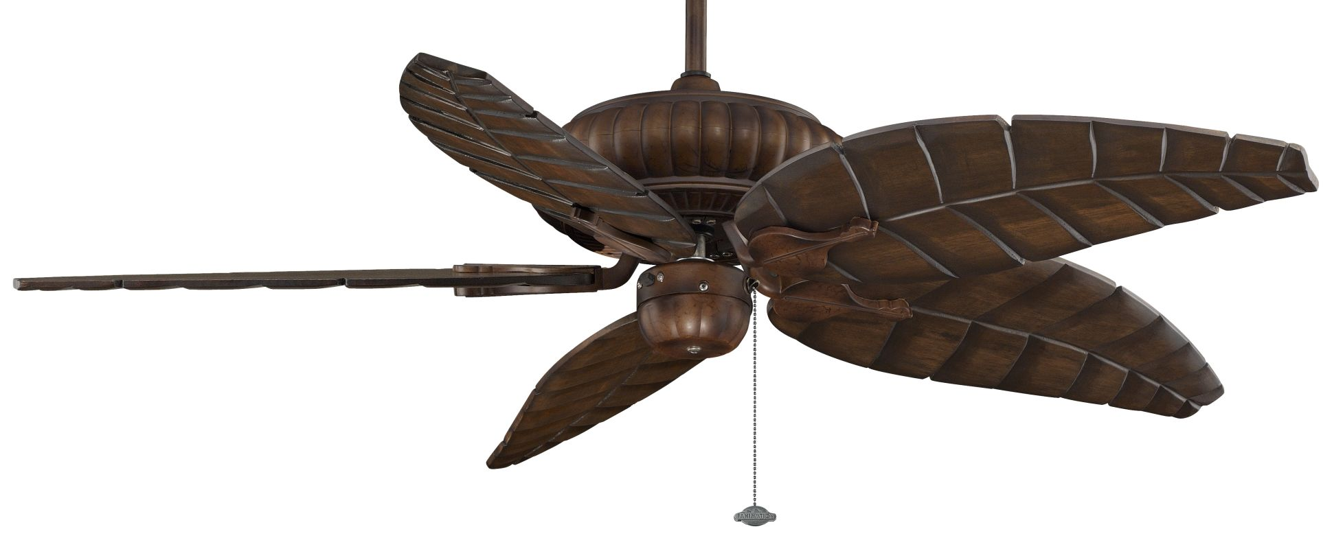 "Fanimation FP4320-B5340WA Belleria 52"" 5 Blade Outdoor Ceiling Fan -"