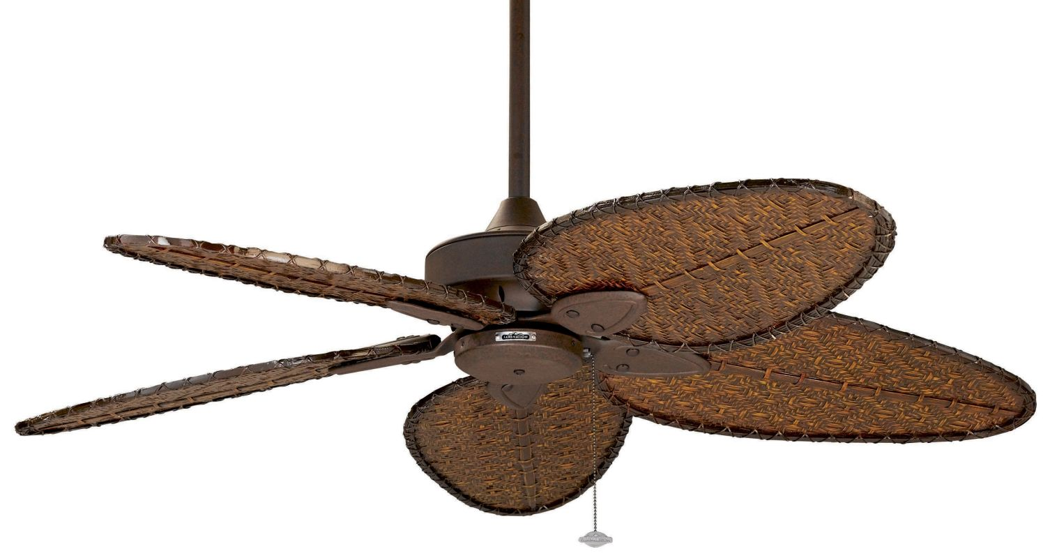 "Fanimation FP7500 52"" 5 Blade FanSync Compatible Ceiling Fan - Blades"